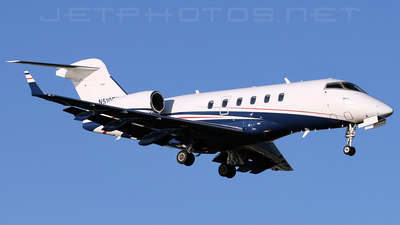 N510FX - Bombardier BD-100-1A10 Challenger 300 - Private