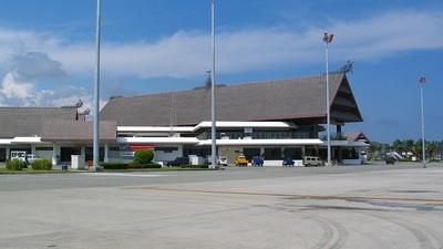 WRLL - Airport - Terminal