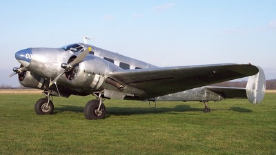 N45GC - Beech C-45H Expeditor - Private