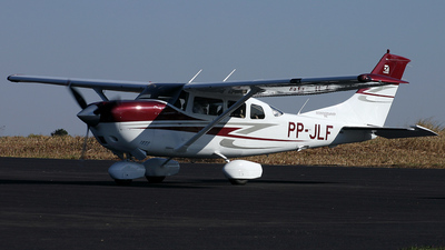 PP-JLF - Cessna T206H Turbo Stationair - Private