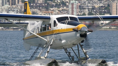 C-GHAR - De Havilland Canada DHC-3T Vazar Turbine Otter - Harbour Air