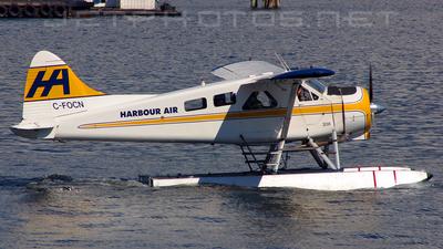C-FOCN - De Havilland Canada DHC-2 Mk.1 Beaver - Harbour Air