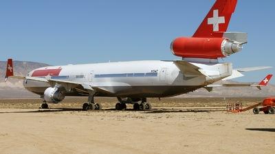 N15WF - McDonnell Douglas MD-11 - Boeing Company