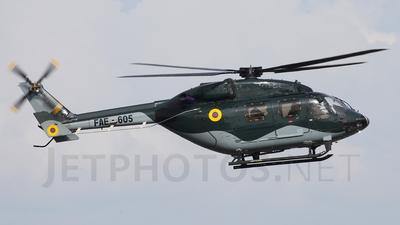 FAE605 - Hindustan Aeronautics ALH Dhruv - Ecuador - Air Force