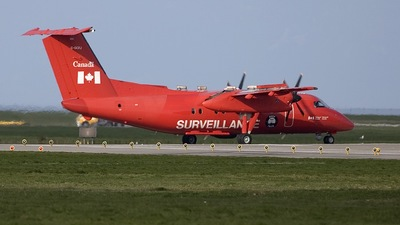 C-GCFJ - Bombardier Dash 8-102 - Canada - Department of Transport