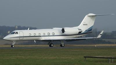 N880G - Gulfstream G-IV - General Dynamics