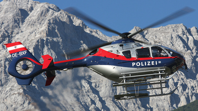 OE-BXF - Eurocopter EC 135P2 - Austria - Ministry of Interior