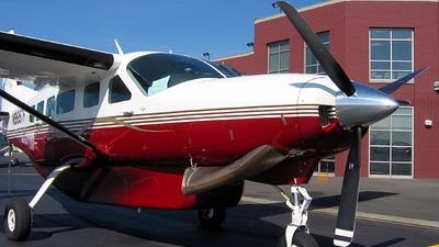 A picture of N9697F - Cessna 208 Caravan - [20800128] - © Derek Scott