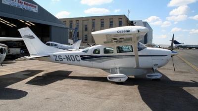 ZS-NDC - Cessna U206F Stationair 6 - Private