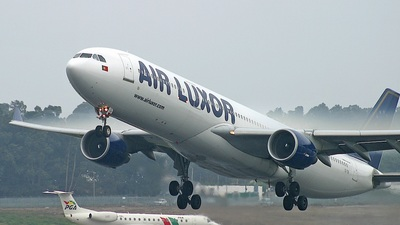CS-TQF - Airbus A330-322 - Air Luxor