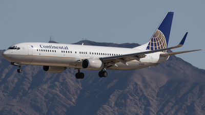 N75410 - Boeing 737-924 - Continental Airlines