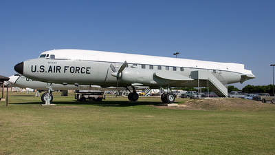 52-6313 - Douglas C-118B Liftmaster - United States - US Air Force (USAF)