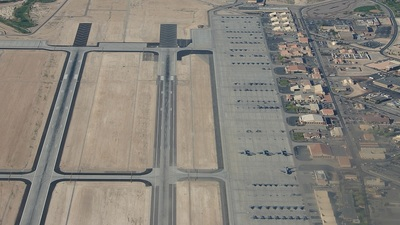 KLSV - Airport - Airport Overview
