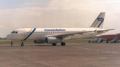 OO-COL - Airbus A320-231 - Constellation International Airlines
