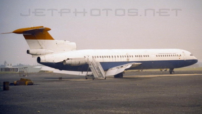 G-AWZZ - Hawker Siddeley HS-121 Trident 3 - Private
