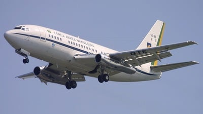 FAB2115 - Boeing VC-96 - Brazil - Air Force