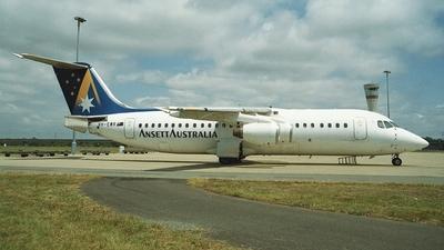 VH-EWR - British Aerospace BAe 146-300 - Ansett Airlines of Australia