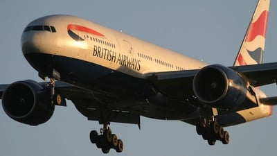 G-VIIL - Boeing 777-236(ER) - British Airways