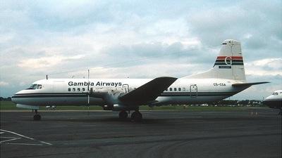 A picture of C5CGA - Dornier 328300 JET - Mid Africa Aviation - © Keith Burton