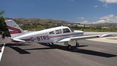 A picture of GBTRS - Piper PA28161 - [288116004] - © Salvador de la Rubia - Iberian Spotters