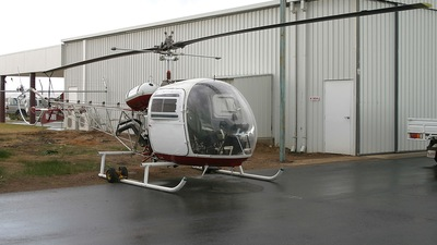 VH-JWB - Bell 47G - Private