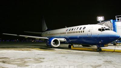 A picture of N373UA -  - [373] - © André Du-pont  (Mexico Air Spotters)
