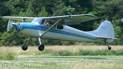 A picture of N170JT - Cessna 170B - [25827] - © Moose135