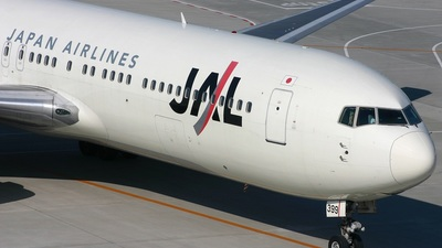 JA8399 - Boeing 767-346 - Japan Airlines (JAL)