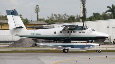 N814BC - De Havilland Canada DHC-6-300 Twin Otter - Private