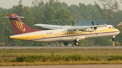 XY-AEY - ATR 72-212 - Air Mandalay