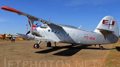 PT-BIA - Antonov An-2TD - Private