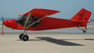 59-MP - Rans S-6 Coyote II - Private