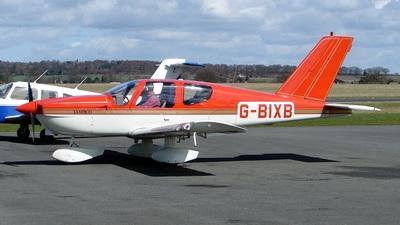 A picture of GBIXB - Socata TB9 Tampico - [208] - © Robert Beaver