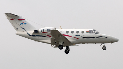 VT-OPJ - Cessna 525 CitationJet 1 - Private