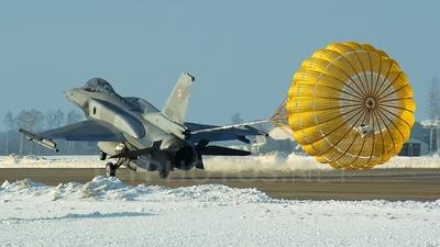4069 - Lockheed Martin F-16C Fighting Falcon - Poland - Air Force