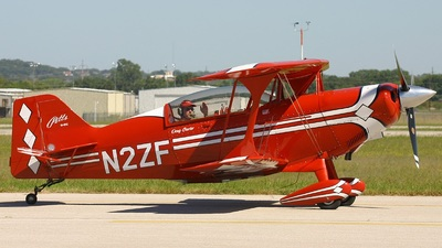 N2ZF - Pitts S-2C Special - Private