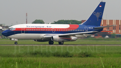 PK-CJH - Boeing 737-2B7(Adv) - Sriwijaya Air