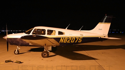 A picture of N82075 - Piper PA28161 - [288216158] - © Nisarg Vyas