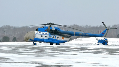 RF-28961 - Mil Mi-8 Hip - Russia - Ministry of Internal Affairs