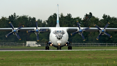 LZ-MNN - Antonov An-12BP - Scorpion Air