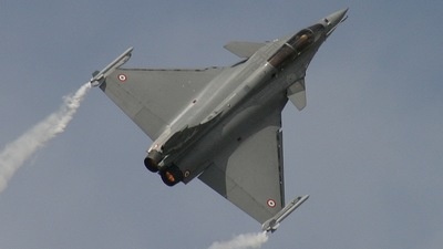 301 - Dassault Rafale B - France - Air Force