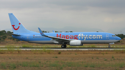 D-ATUE - Boeing 737-8K5 - Hapagfly