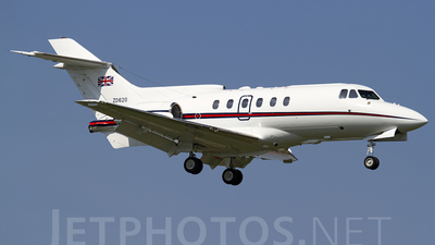 ZD620 - British Aerospace BAe 125 CC.3 - United Kingdom - Royal Air Force (RAF)