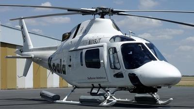N119JT - Agusta A119 Koala - Private