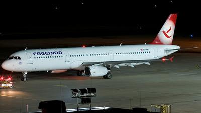 TC-FBT - Airbus A321-231 - Freebird Airlines