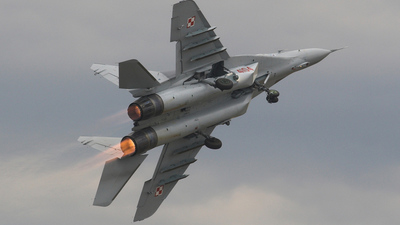4104 - Mikoyan-Gurevich Mig-29G Fulcrum - Poland - Air Force