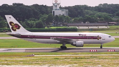 HS-TAP - Airbus A300B4-622R - Thai Airways International