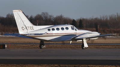 A picture of CFTEE - Cessna 421C - [421C1091] - © Bruce Leibowitz