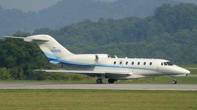 N369B - Cessna 750 Citation X - Private
