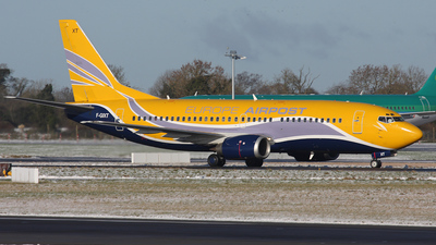 F-GIXT - Boeing 737-39M(QC)  - Europe Airpost